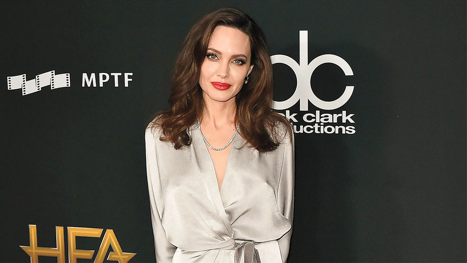 Angelina Jolie - 21st Annual Hollywood Film Awards - Getty-ONE TIME USE ONLY-H 2017
