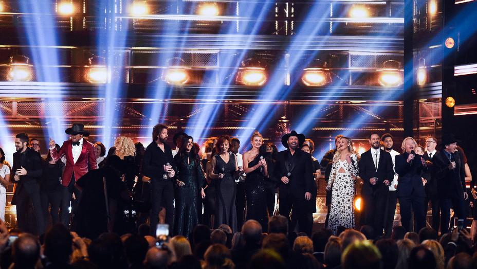 51st Annual CMA Opening Number - Getty - H 2017