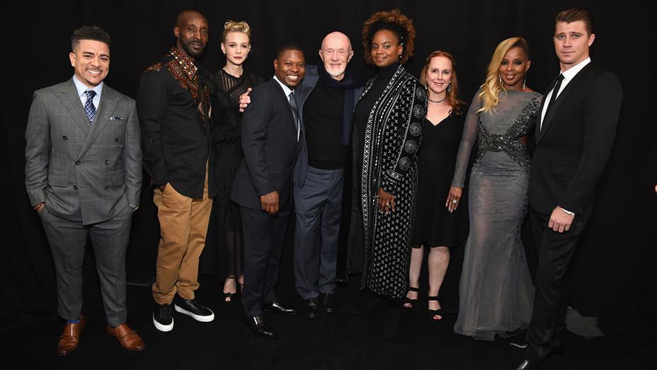 Netflix's Mudbound - Opening Night Gala of AFI FEST 2017 - Getty-H 2017