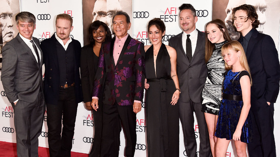 Hostiles Cast Screening AFI Fest 2017 - Getty - H 2017