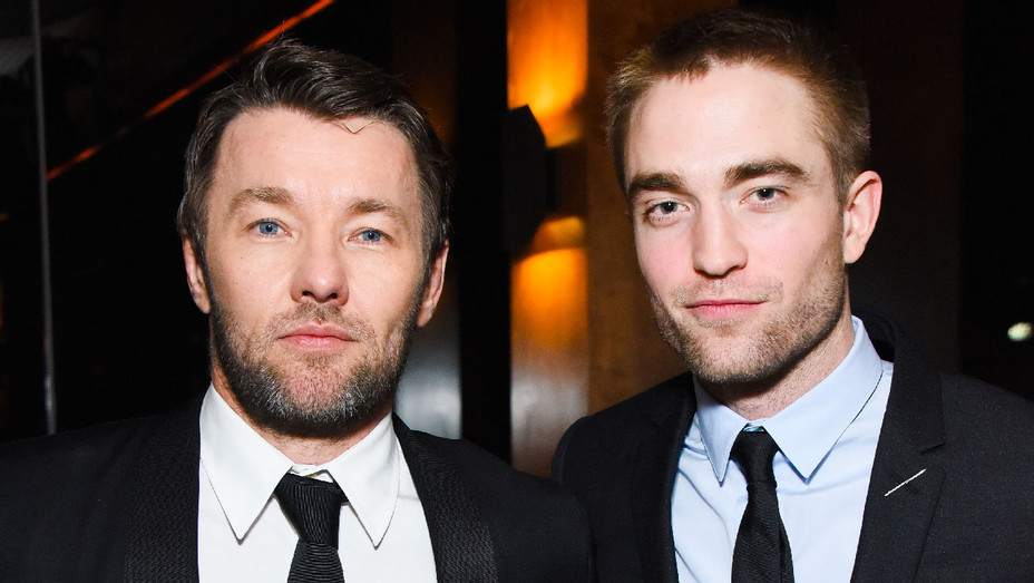 Joel Edgerton and Rob Pattinson - Inaugural Fundraising Gala for The Fred Hollows Foundation - Getty - H 2017