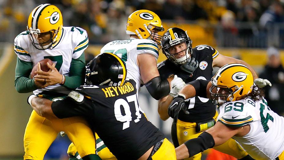 Green Bay Packers  and Pittsburgh Steelers  November 26, 2017 i- Getty-H 2017