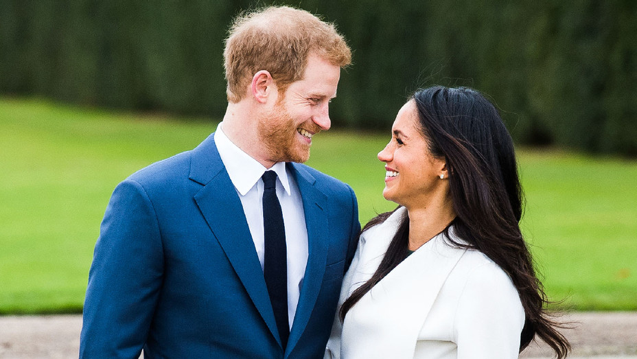 Prince Harry and Meghan Markle Engagement Announcement 3 - Publicity - H 2017