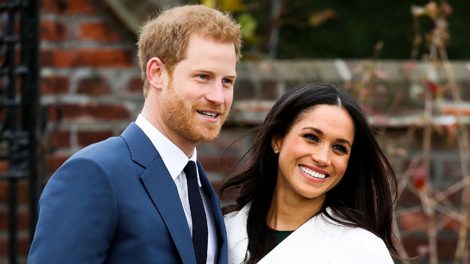 Prince Harry and Meghan Markle Engagement Announcement 2 - Publicity - H 2017