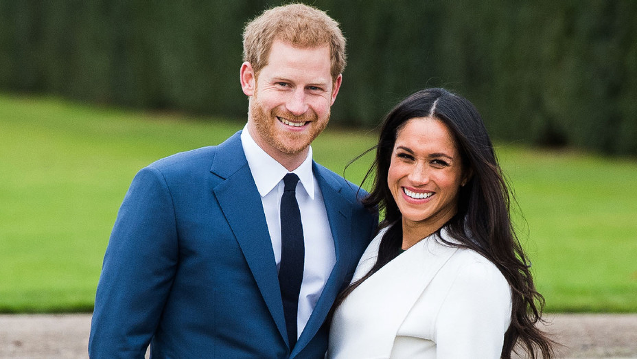 Prince Harry Meghan Markle Engagement Photocall - Getty - H 2017