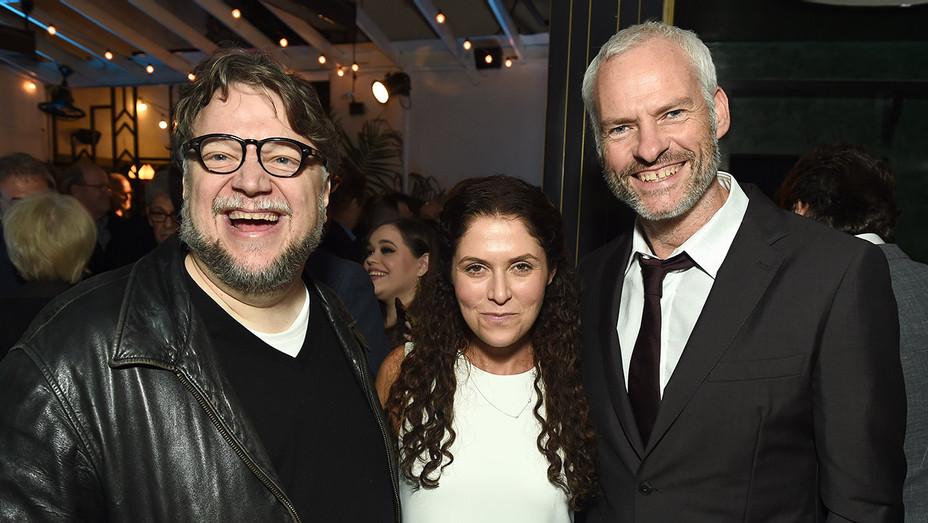 Guillermo del Toro, Amanda Lipitz and Martin McDonagh - Publicity - H 2017