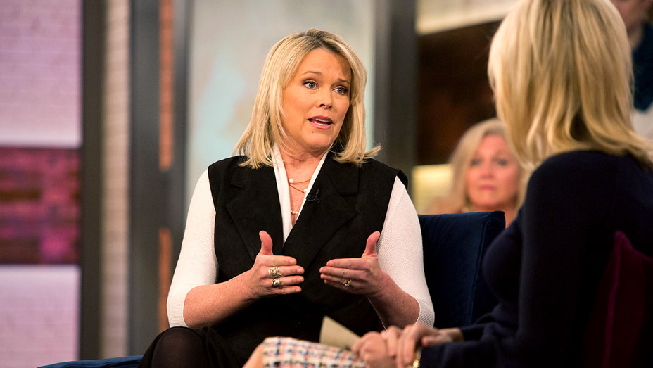 Heather Unruh on Kevin Spacey allegations from the Megyn Kelly Today show - Publicity-H 2017