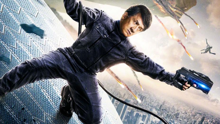 Bleeding Steel Poster Jackie Chan - Publicity - H 2017
