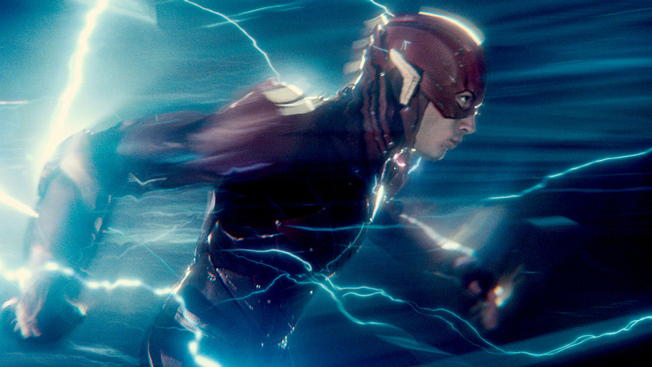 Justice League Still 6 - Barry Allen/The Flash-EZRA MILLER 2 - Publicity-H 2017