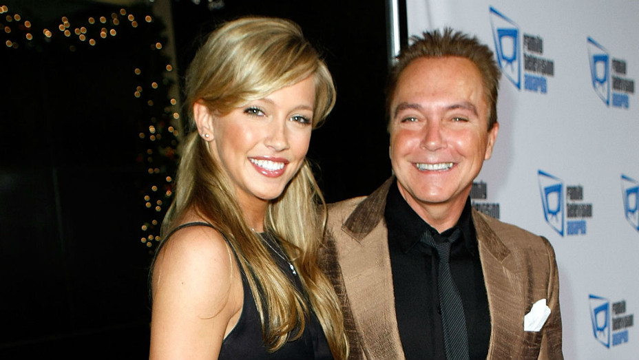 Katie and David Cassidy - Getty - H 2017