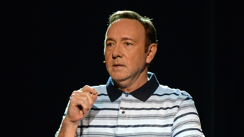 Kevin Spacey - Getty - H 2017