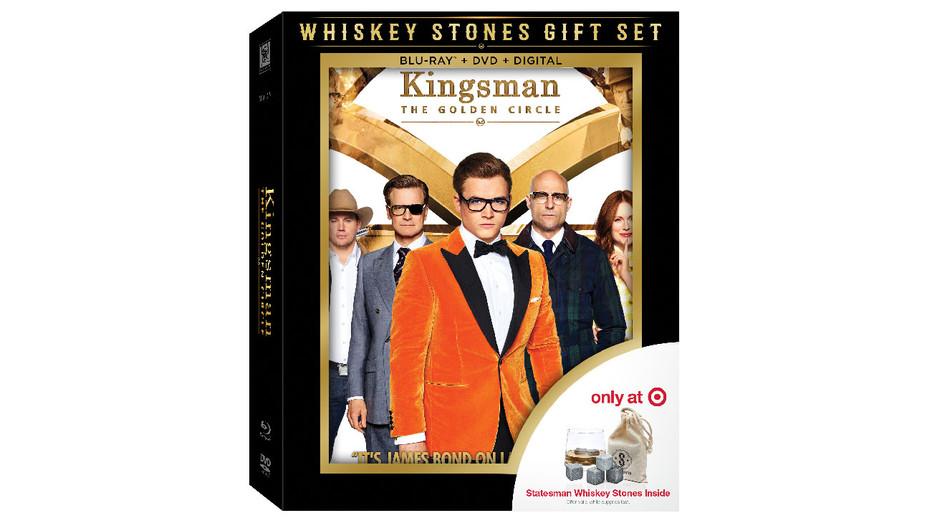 Kingsman Whiskey Stones Gift Set - Publicity - H 2017