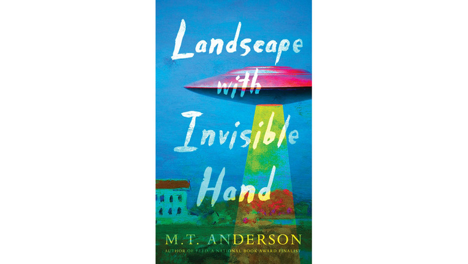 Landscape with Invisible Hand Cover - Publicity - H 2017