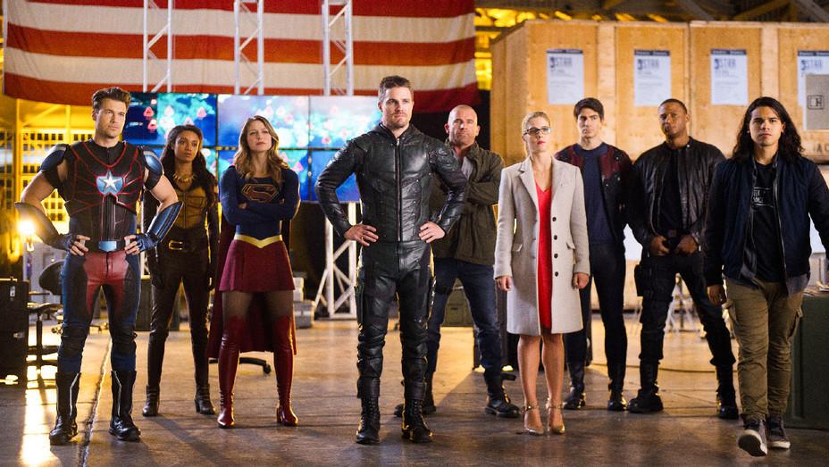 DC's Legends of Tomorrow Still Invasion! Episode - Publicity - H 2017