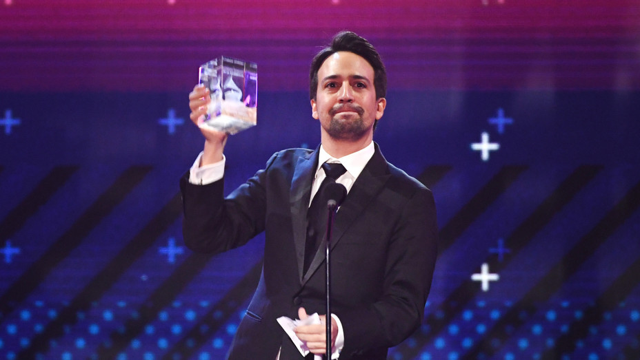 Lin-Manuel Miranda 2017 - Getty - H