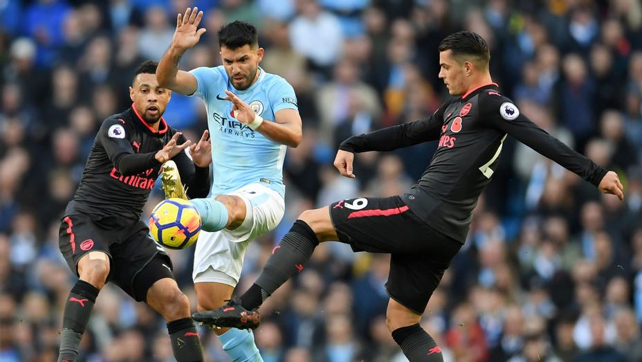 Manchester City vs. Arsenal - H Getty 2017