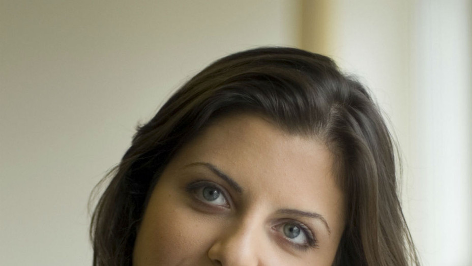 RT editor in chief Margarita Simonyan - P 2017