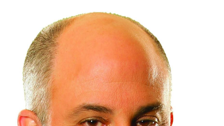 Mark Levin headshot - P
