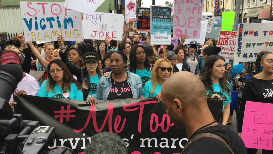 Me Too march LA - H