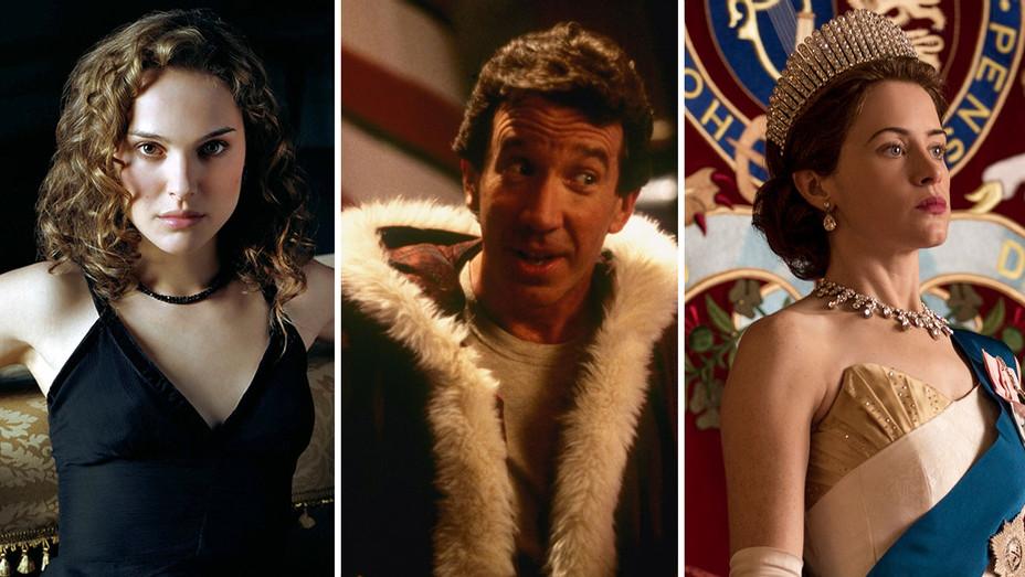 Netflix Films Split - Vendetta-The Santa Clause -The Crown - Publicity - H 2017