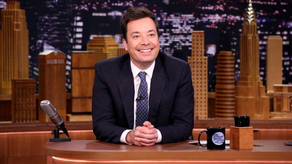 THE TONIGHT SHOW STARRING JIMMY FALLON - Host Jimmy Fallon  -Smile-H 2017