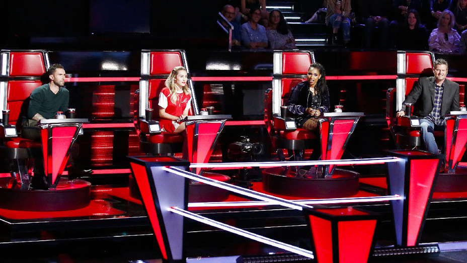 The Voice Still Knockout Rounds - Publicity - H 2017