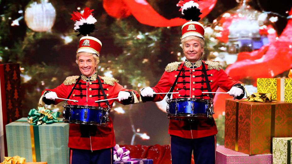 The Tonight Show Starring Jimmy Fallon Still Martin Short Little Trumper Boy Skit - Publicity - H 2017