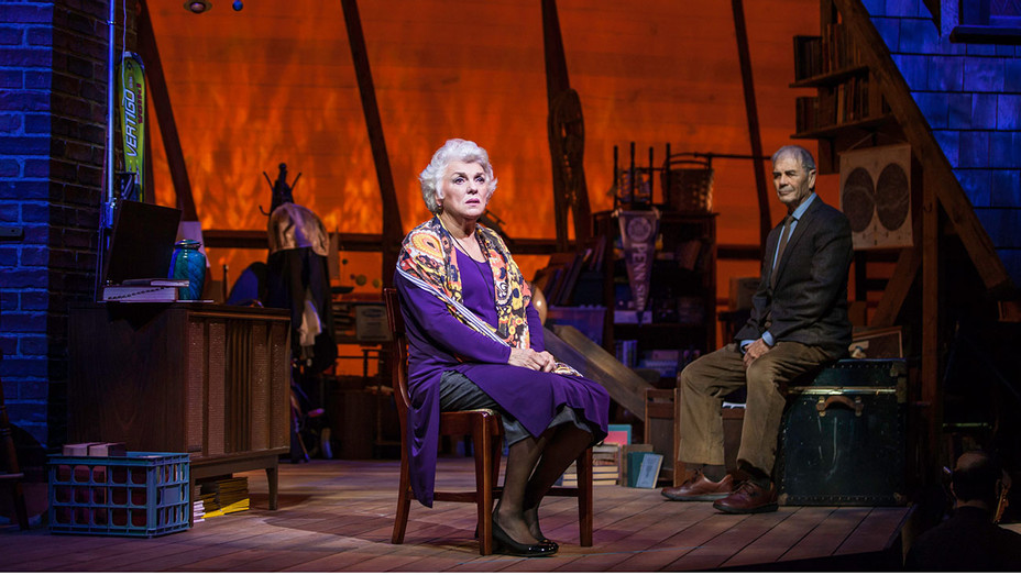World premiere of Chasing Mem'ries A Different Kind of Musical - Tyne Daly and Robert Forster -Publicity-H 2017