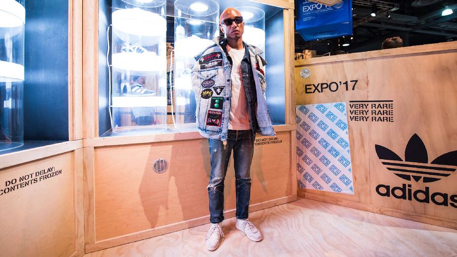 Pharrell Complexcon Adidas - Publicity - H 2017