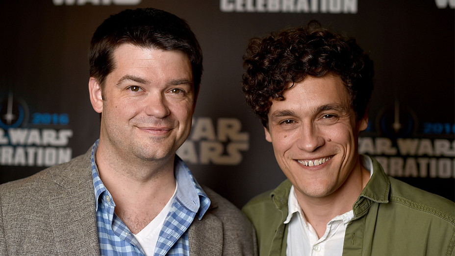Phil Lord and Chris Miller Star Wars Celebration GEtty 2016