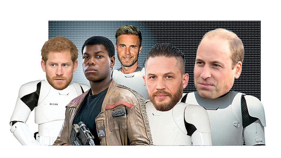 Secret Star Cameos in Star Wars The Last Jedi -Graphic -H 2017