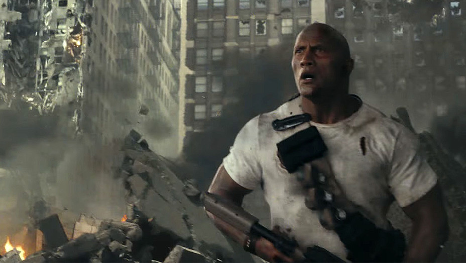 RAMPAGE - OFFICIAL TRAILER 1 - Screen shot 1 -H 2017