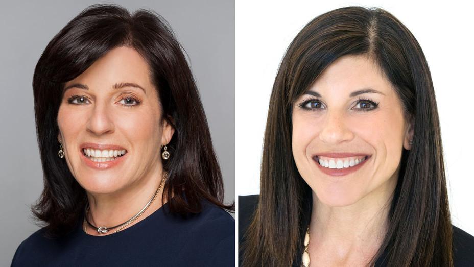 Risa Gertner and Sherrie Sage Schwartz - Publicity - H 2017