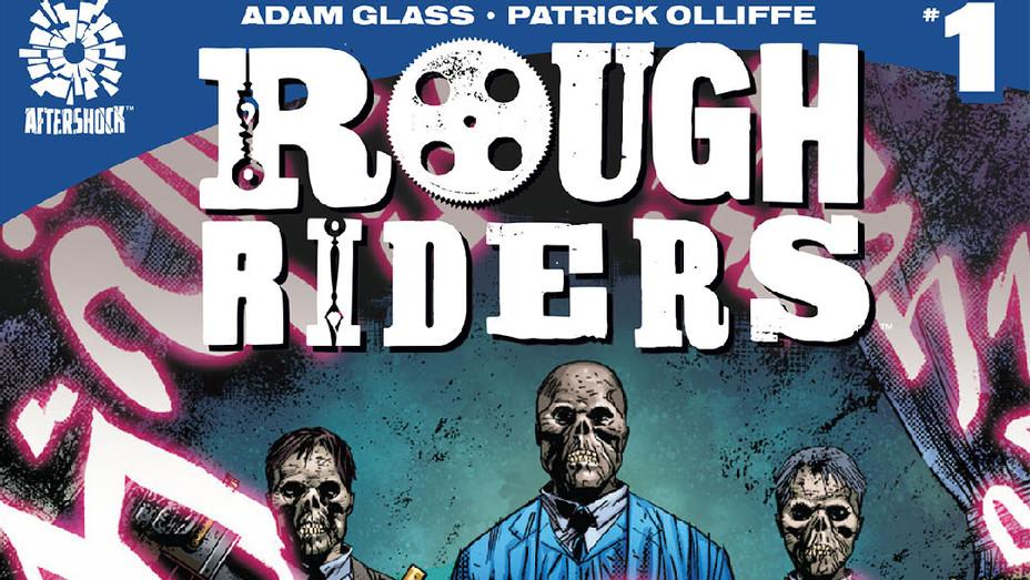 Rough Riders 1 Cover - Publicity - P 2017