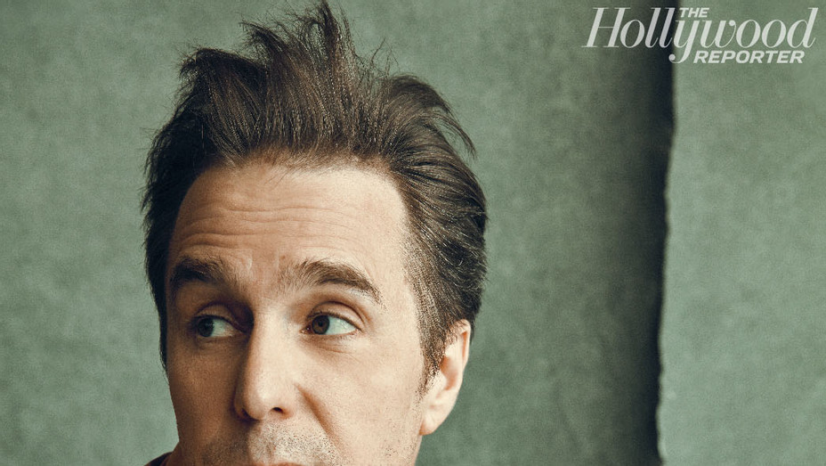 Sam Rockwell - Photographed by Austin Hargrave - P 2017