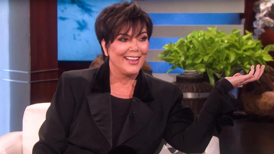 The Ellen Show Kris Jenner - Screenshot - H 2017
