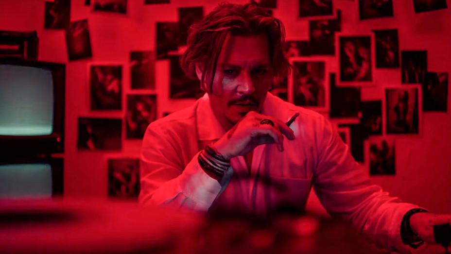 Marilyn Manson KILL4ME Music Video Johnny Depp - Screenshot - H 2017