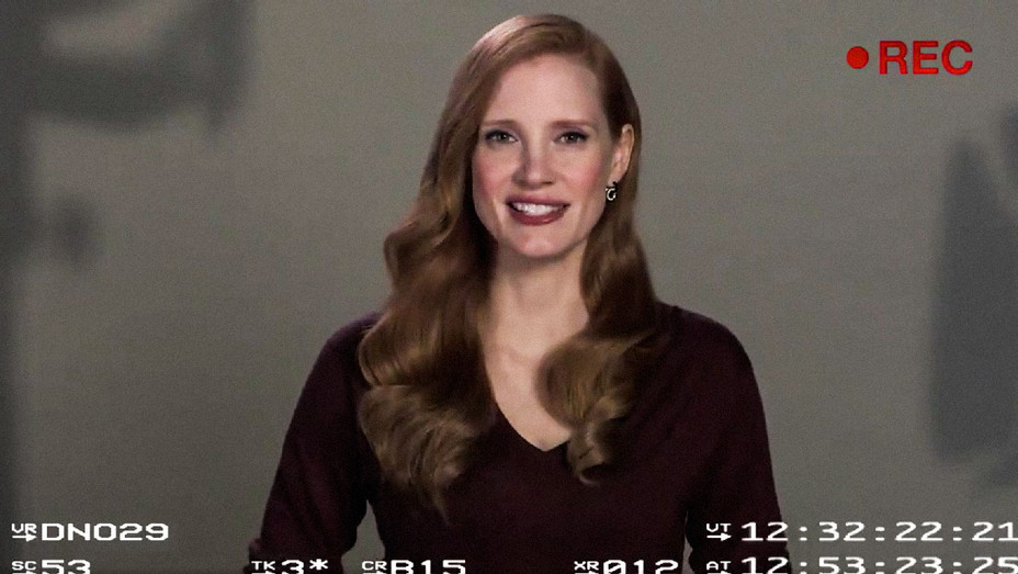 The Tonight Show Starring Jimmy Fallon Jessica Chastain Audition - Screenshot - H 2017