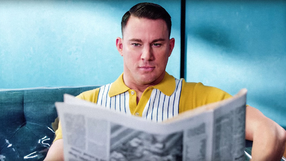 """Channing Tatum Co-Stars in Pink's '60s-Style """"Beautiful Trauma"""" Video:  Watch 