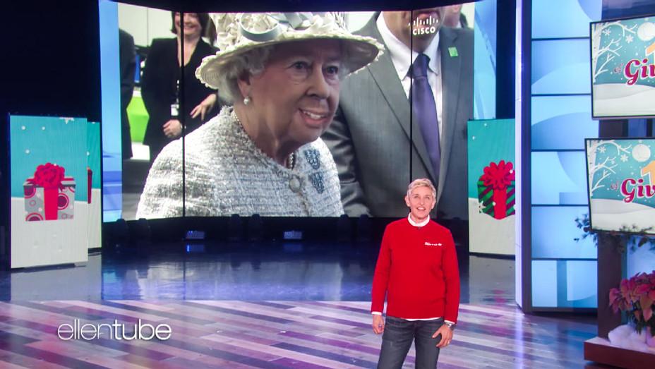 The Ellen Show Queen Skit - Screenshot - H 2017