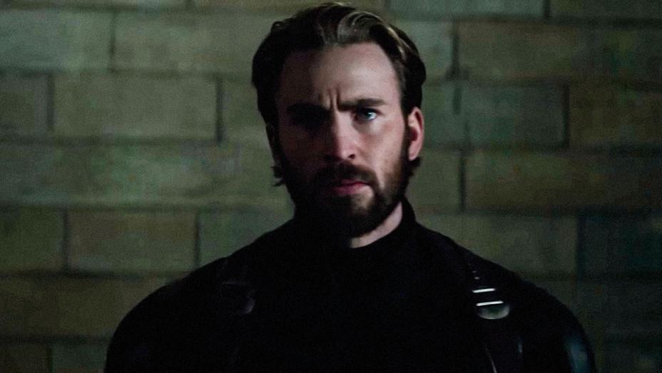 Avengers: Infinity War Teaser Chris Evans - Screenshot - H 2017