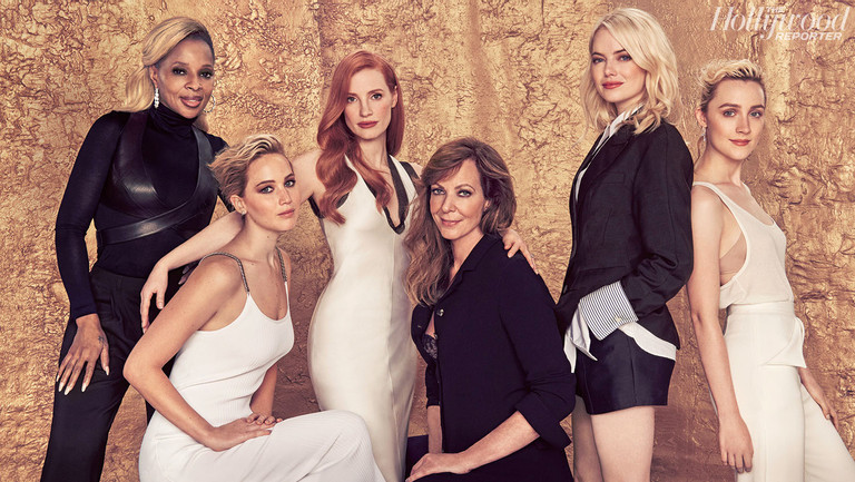 Actress Roundtable: Jennifer Lawrence, Emma Stone and Top Stars on Harassment in Hollywood and Ideas for Industry Change