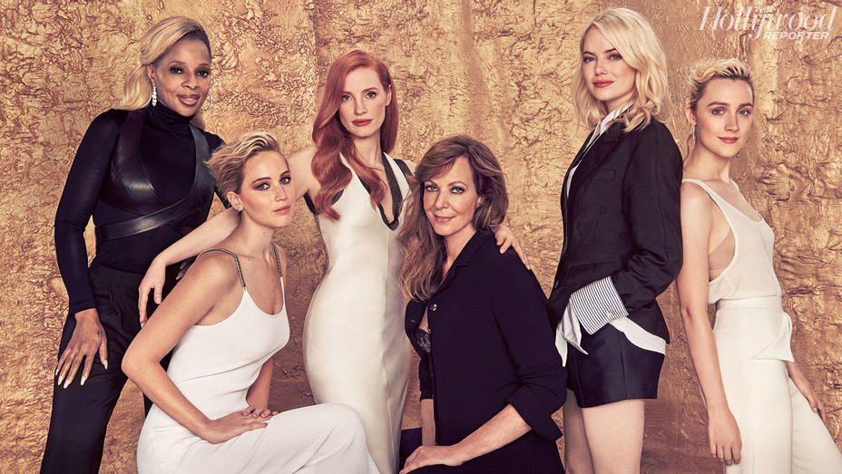 ACTRESS ROUNDTABLE -Photographed by Ruven Afanador- Splash-H 2017