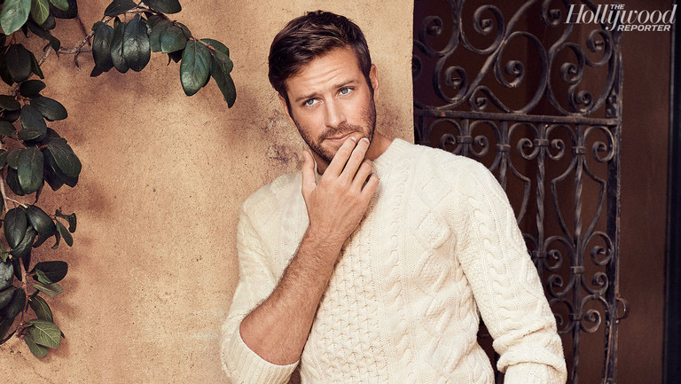 "Armie Hammer on His Steamy New Movie, a Charmed Upbringing and Oscar's ""Double Standards"""