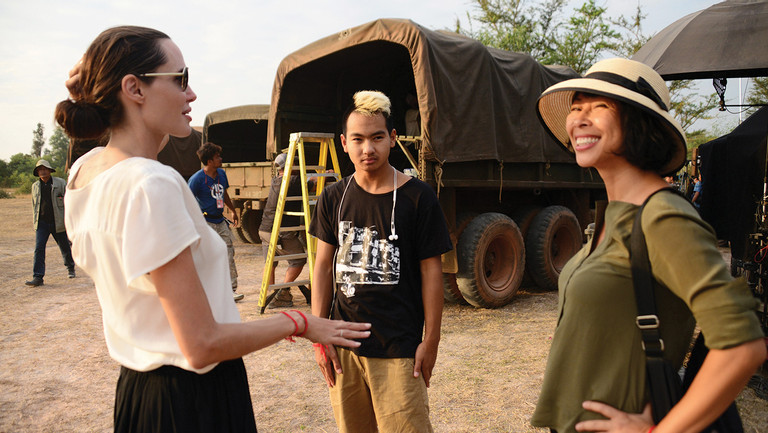 How Angelina Jolie Battled Snakes and Land Mines to Depict War-Torn Cambodia in 'First They Killed My Father'