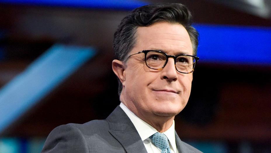 Late Night Host -Stephen Colbert  CBS  - Publicity  4- H 2017