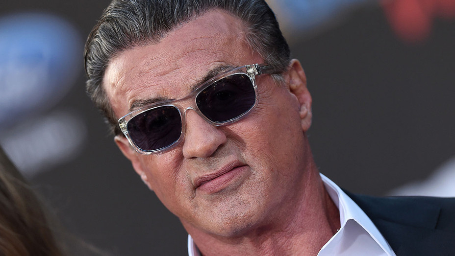 Sylvester Stallone - Getty - H 2017