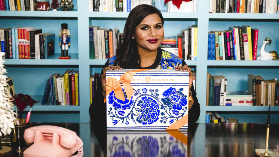 Tory Burch Mindy Kaling Campaign - Publicity - H 2017