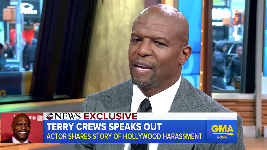 Terry Crews discusses sexual assault allegations - Screen shot -H 2017