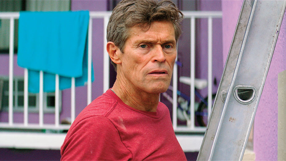 The Florida Project Still Willem Dafoe - Publicity - Embed 2017